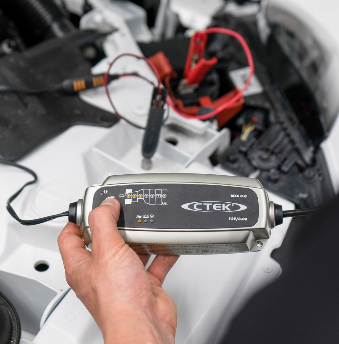 What Are You Charging With Your Ctek Charger Jet Ski Skiing Charger