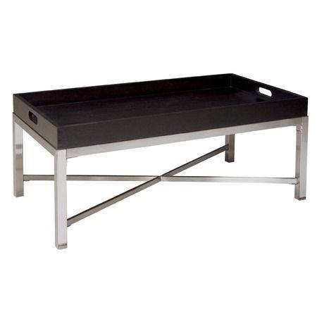 Howard Miller Urbanite Tray Top Table