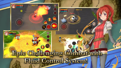 Epic Conquest Mod + Apk + OBB Download Android Download