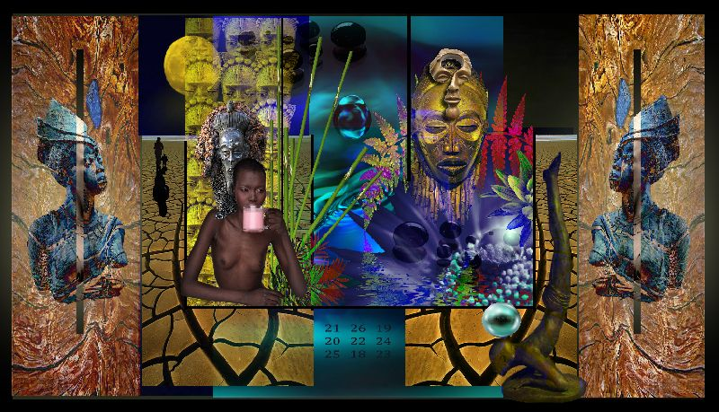 Africa magica (Visita il nostro sito templedusavoir.org)