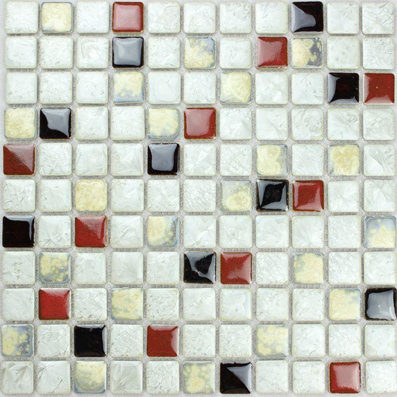 Wholesales Porcelain Square Mosaic Tiles Design Porcelain Tile Porcelain Mosaic Tile Mosaic Tile Designs Porcelain Mosaic