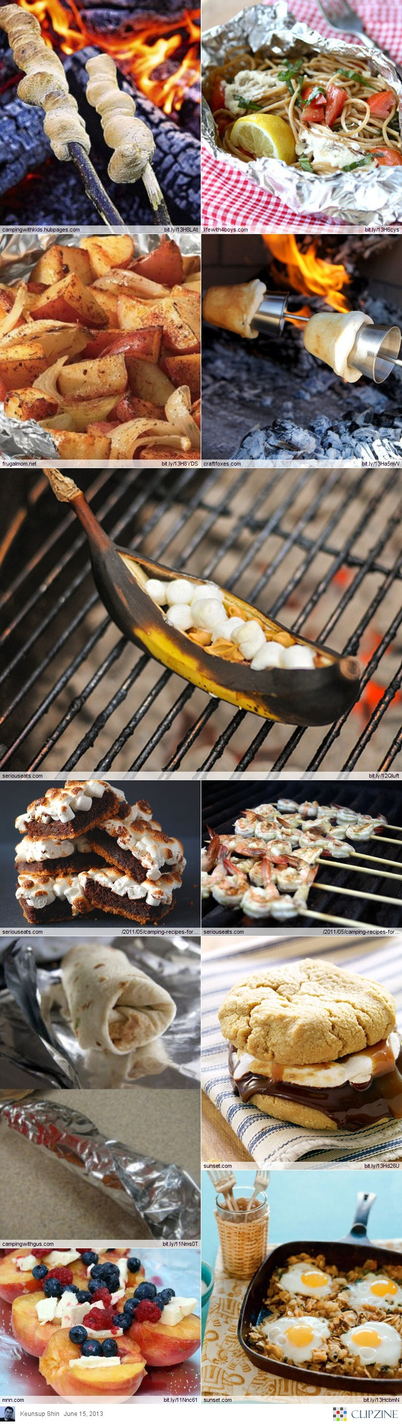 EASY Camping Recipes   Easter fun   Pinterest   Grillen, Camping ...