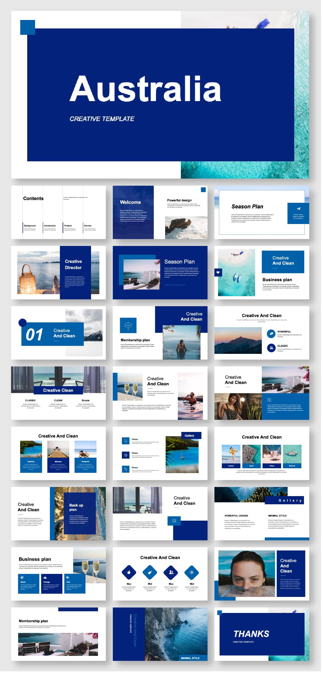 Amazing Sales Plan Presentation Template – Original and High Quality PowerPoint Templates