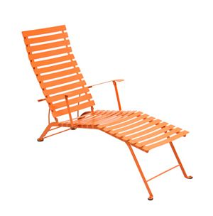 Bistro Folding Chaise Lounge Eye Of The Day Garden Design Center Lounge Chair Outdoor Patio Furniture Pillows Fermob