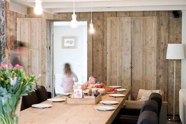 Interior Family villa Bergen by Jolanda Kruse, via Behance