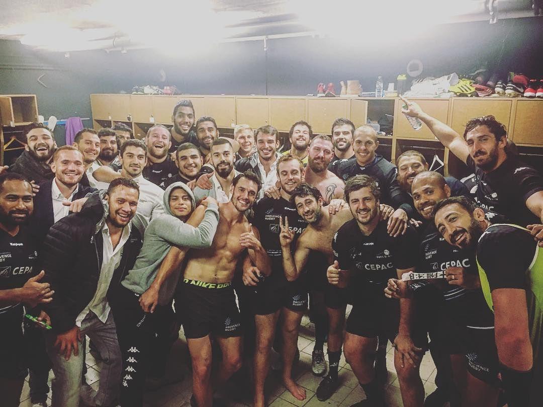 La victoire de tout un groupe ce soir face à Rouen (3010