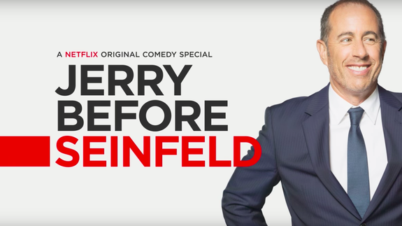 Jerry Before Seinfeld Trailer Gives A Glimpse At The Comedian Before Fame Wouldn T It Be Great To Travel Back T Comedy Specials Comedians Seinfeld