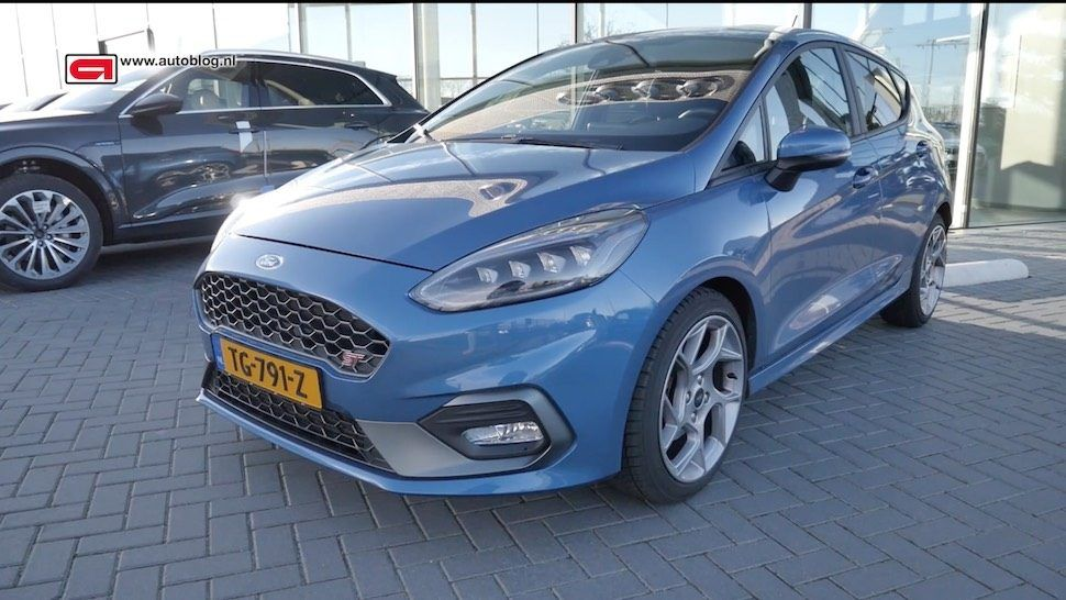 Mijn Auto Ford Fiesta St Van Martijn Di 2020