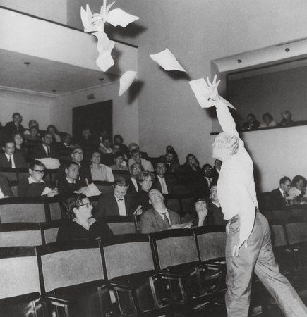 What Was Fluxus A Brief Guide To The Irreverent Groundbreaking