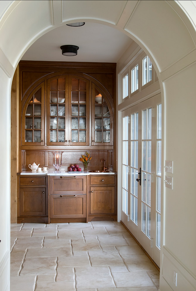 Butlers Pantry I Like The Idea Of