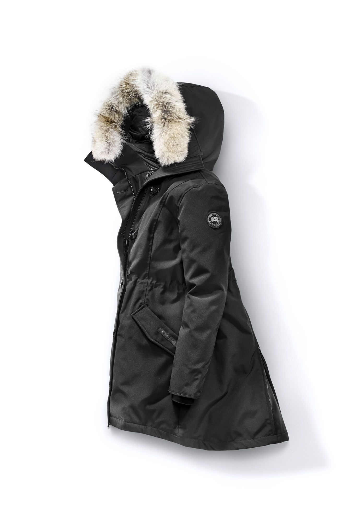 Rossclair Parka Black Label