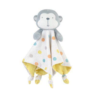 Gerber Gerber® Animal Monkey Security Blanket #securityblankets