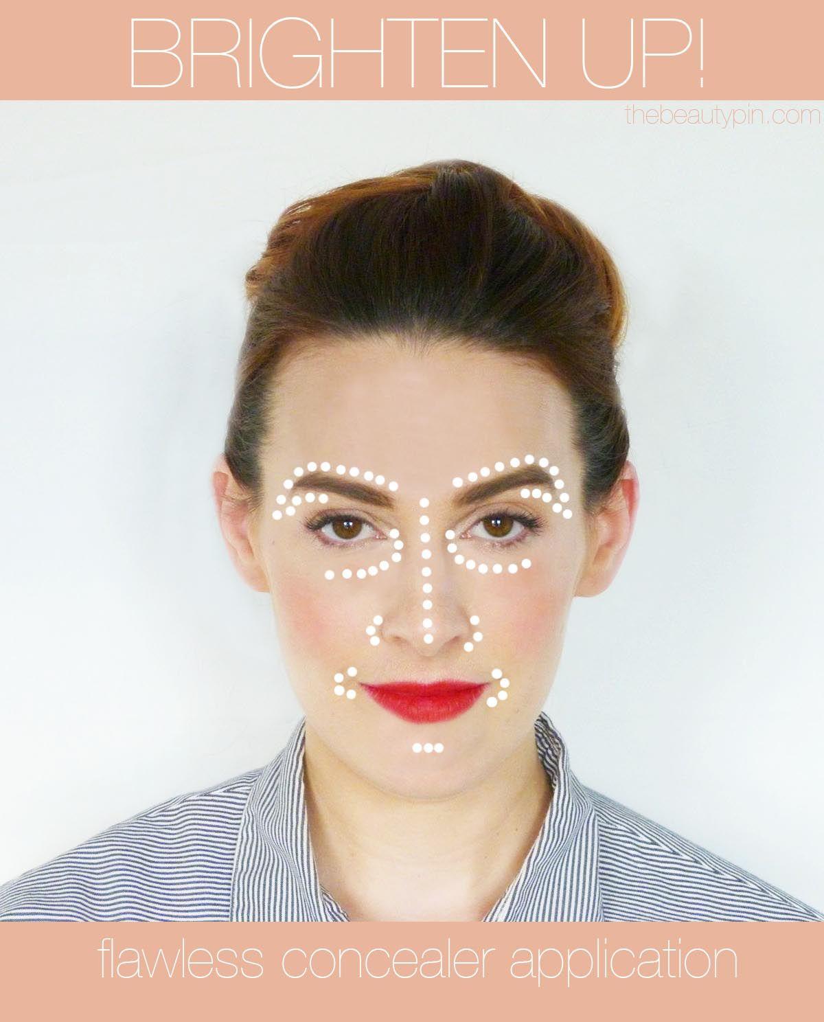 Tuesday Tip Concealer Longwear concealer, Makeup tips