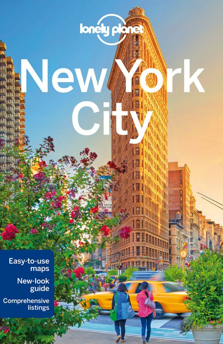 Lonely Planet Pocket New York City Travel Guide Lonely Planet New - Nyc city map portal