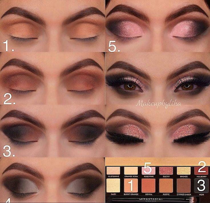 Photo of 60 Einfache Augen Make-up Tutorial für Anfänger Schritt für Schritt Ideen (Au