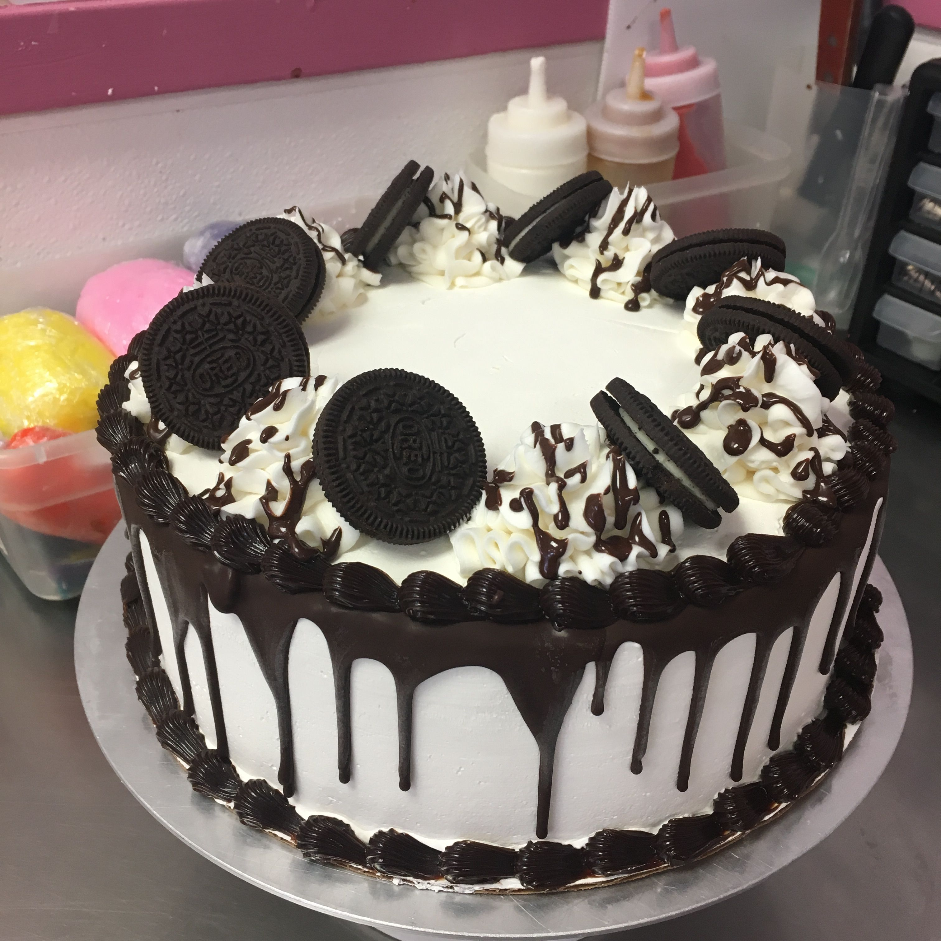 Baskin robbins oreo ice cream cake cake recipes oreo