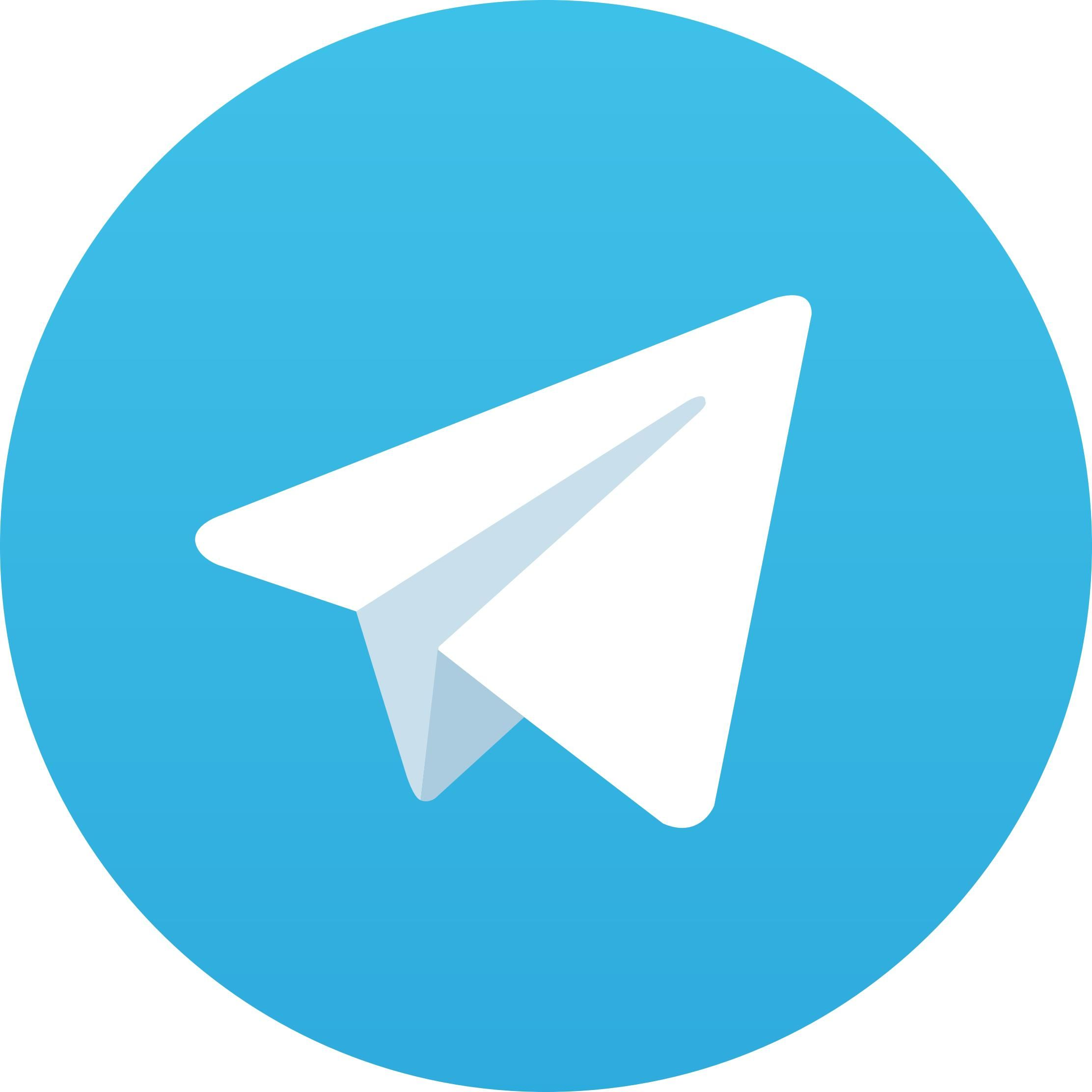 Telegram Logo (With images) | Telegram logo, App logo, Logos