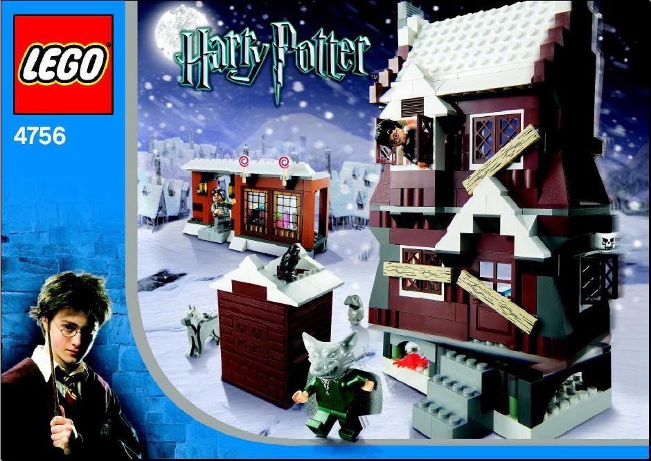 Harry Potter Shrieking Shack Lego 4756 Lego Harry Potter Lego Harry Potter Moc Harry Potter Lego Sets