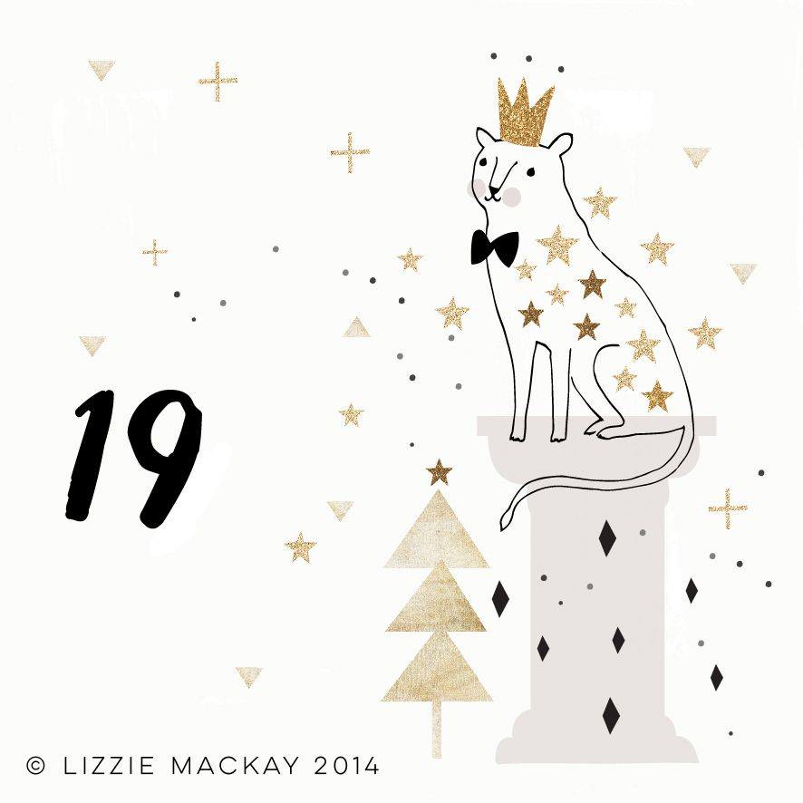 Christmas Illustration Pinterest.Lizzie Mackay 19 Winter Christmas Time