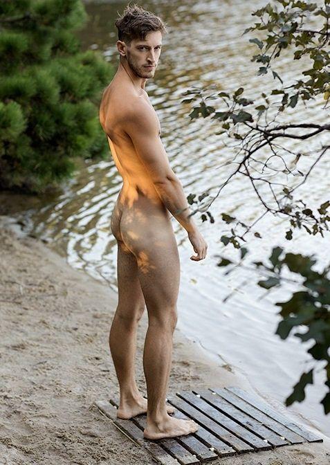 Kevin Mcdermott Waiting To Jump  Whew 4  Beautiful Men -3041