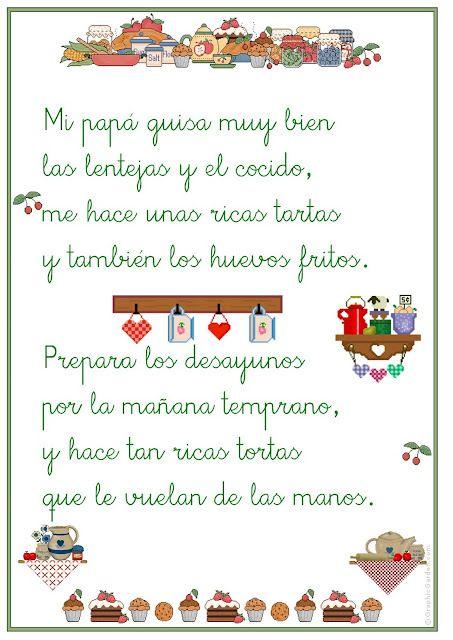Poesías En Imágenes Poemas Poesía Poesía Para Niños