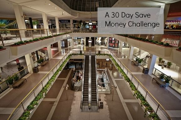 A 30 Day Save Money Challenge