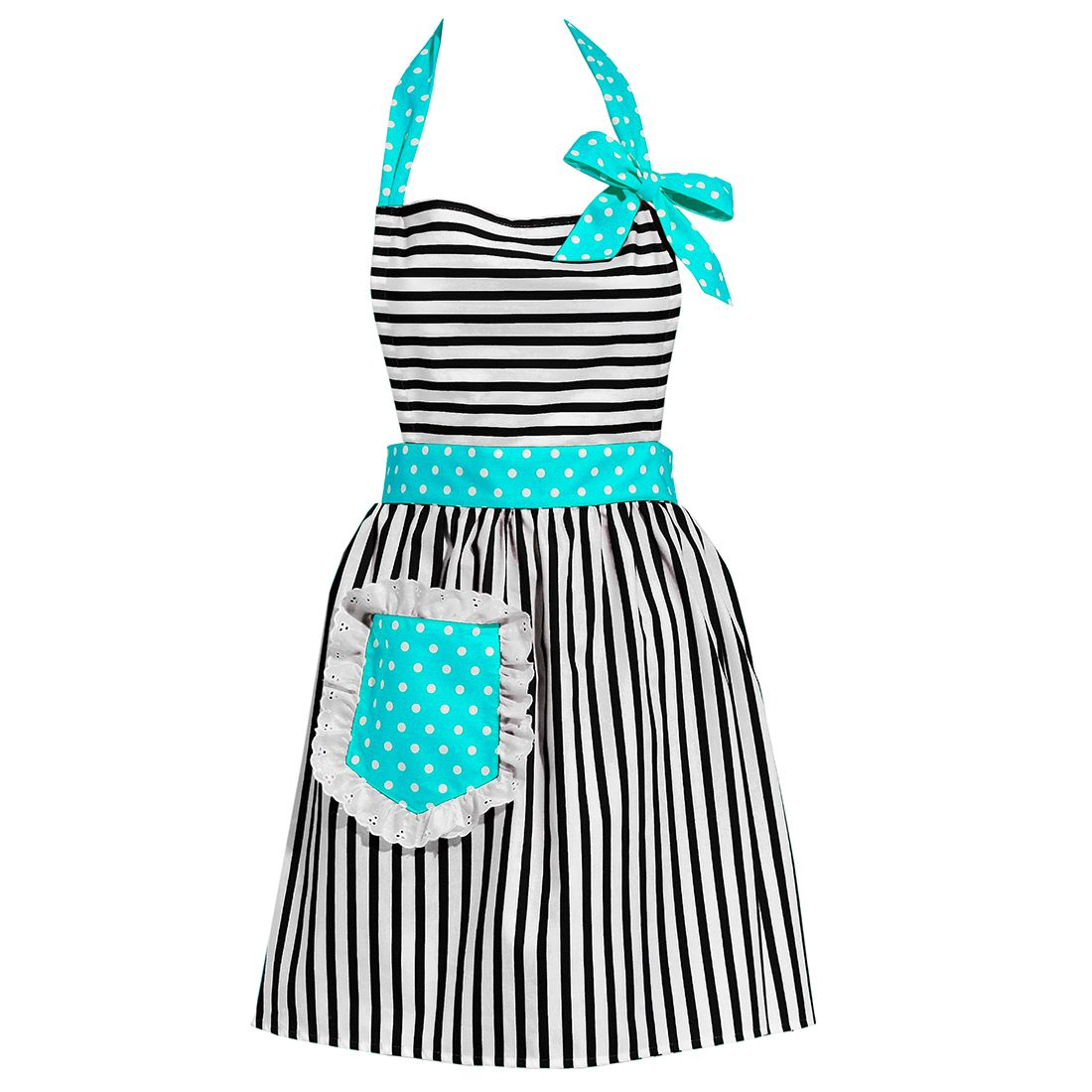 Dorothy Aqua Apron | Apron, Aqua and Craft fairs