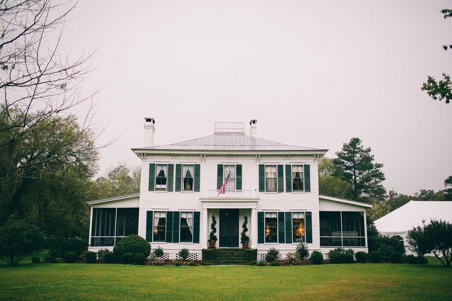 Florida wedding venue: The Glen near Jacksonville | Photo ...