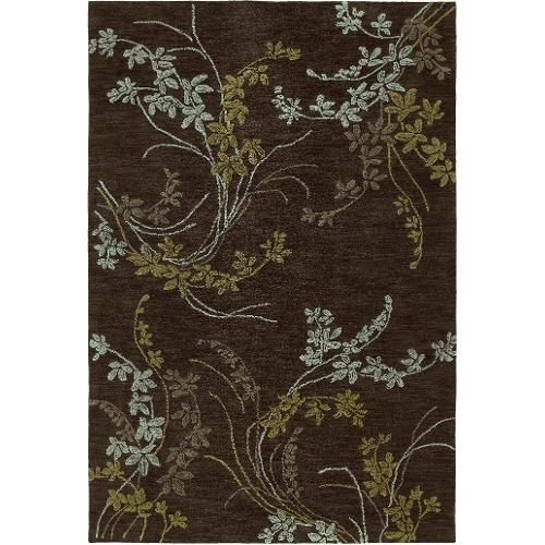4 X 6 Small Chocolate Brown Area Rug Inspire Area Rugs