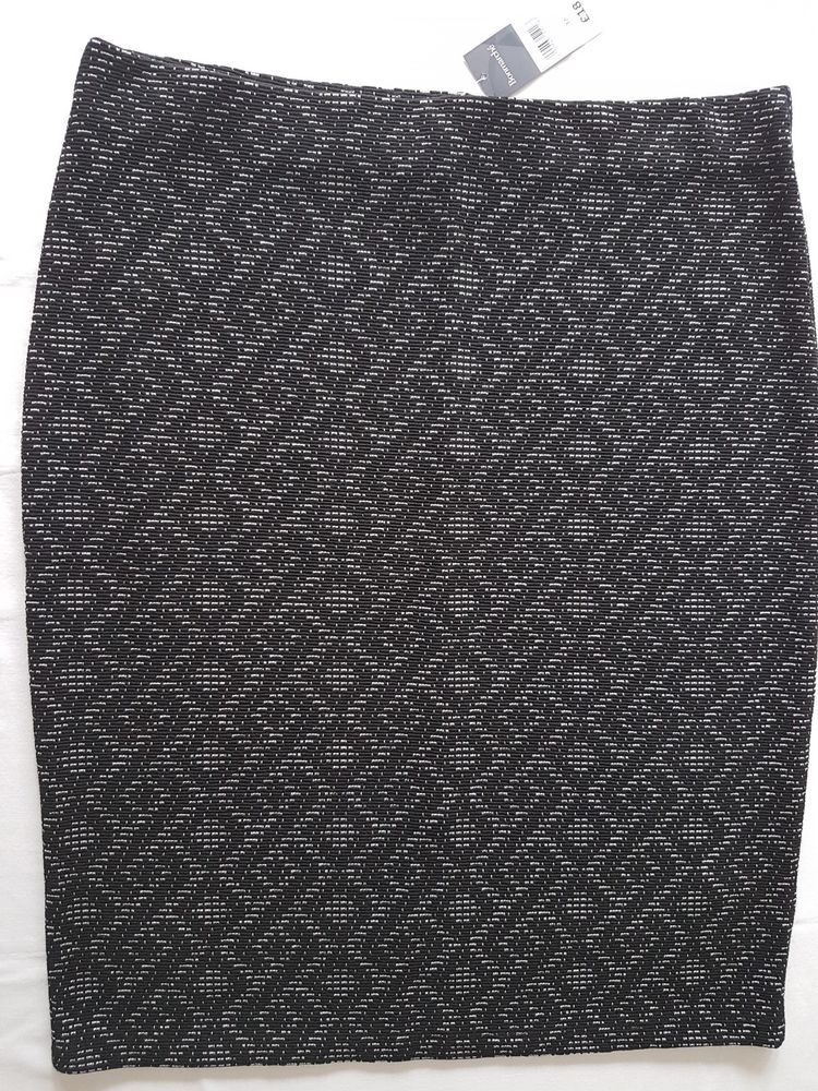 8eb5054304 Womens Pencil Skirt Size 16 Black Bon Marche - New #fashion #clothing #shoes  #accessories #womensclothing #skirts (ebay link)