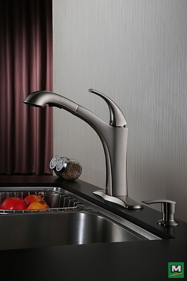 Tuscany Kitchen Faucet Showrooms Ma The Vanderro Pull Out Combines Traditional Styling And Modern Functionality For A Timeless Look In Stainless Steel Finish