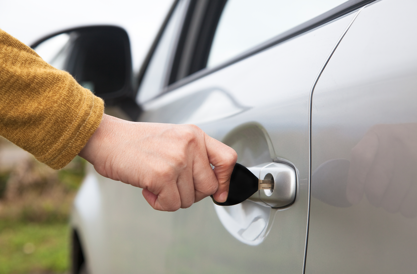 Your Car Key Could Unlock Somebody Else S Car S Car Car Keys Car