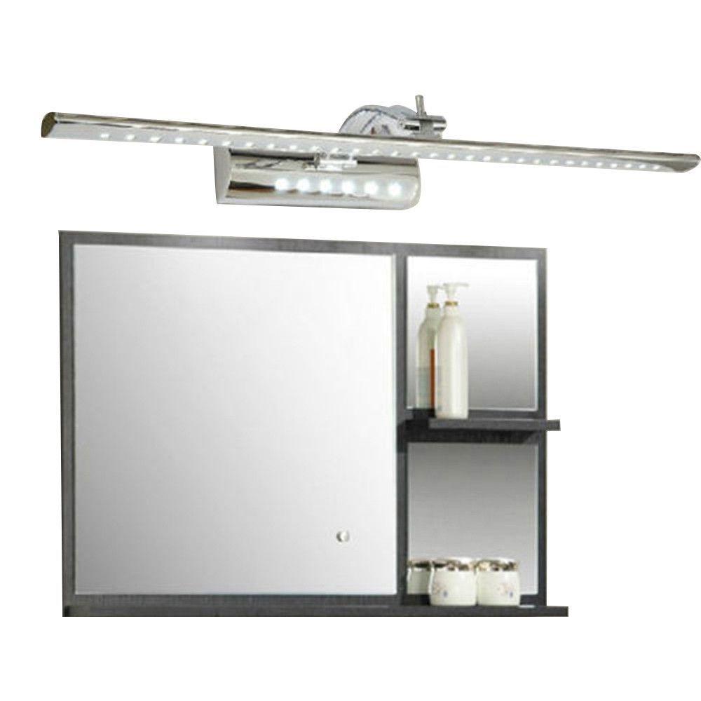 cheapest 7W Bathroom LED Mirror Light AC220V SMD5050 Stainless Steel ...