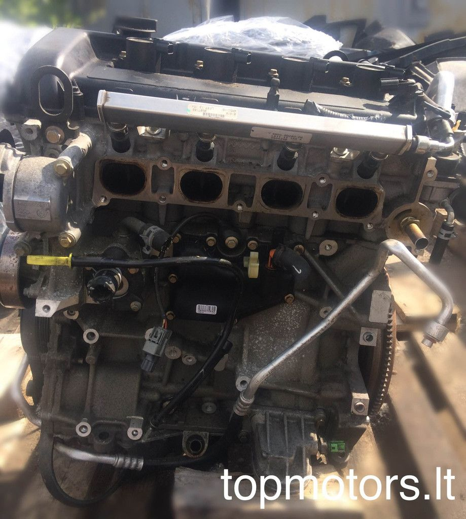 Ford focus 1 8 petrol engine qqdb for spares or repairs cylinder head