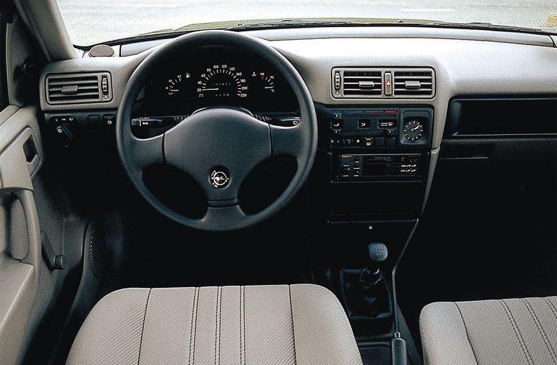 The-Blueprints.com - Car Data - Opel - Opel Vectra 1.8i GL | Retro ...