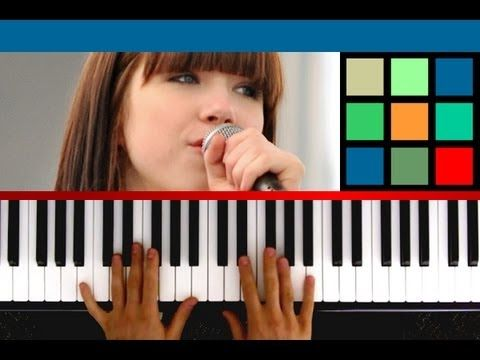 How To Play Call Me Maybe Piano Tutorial Carly Rae Jepsen