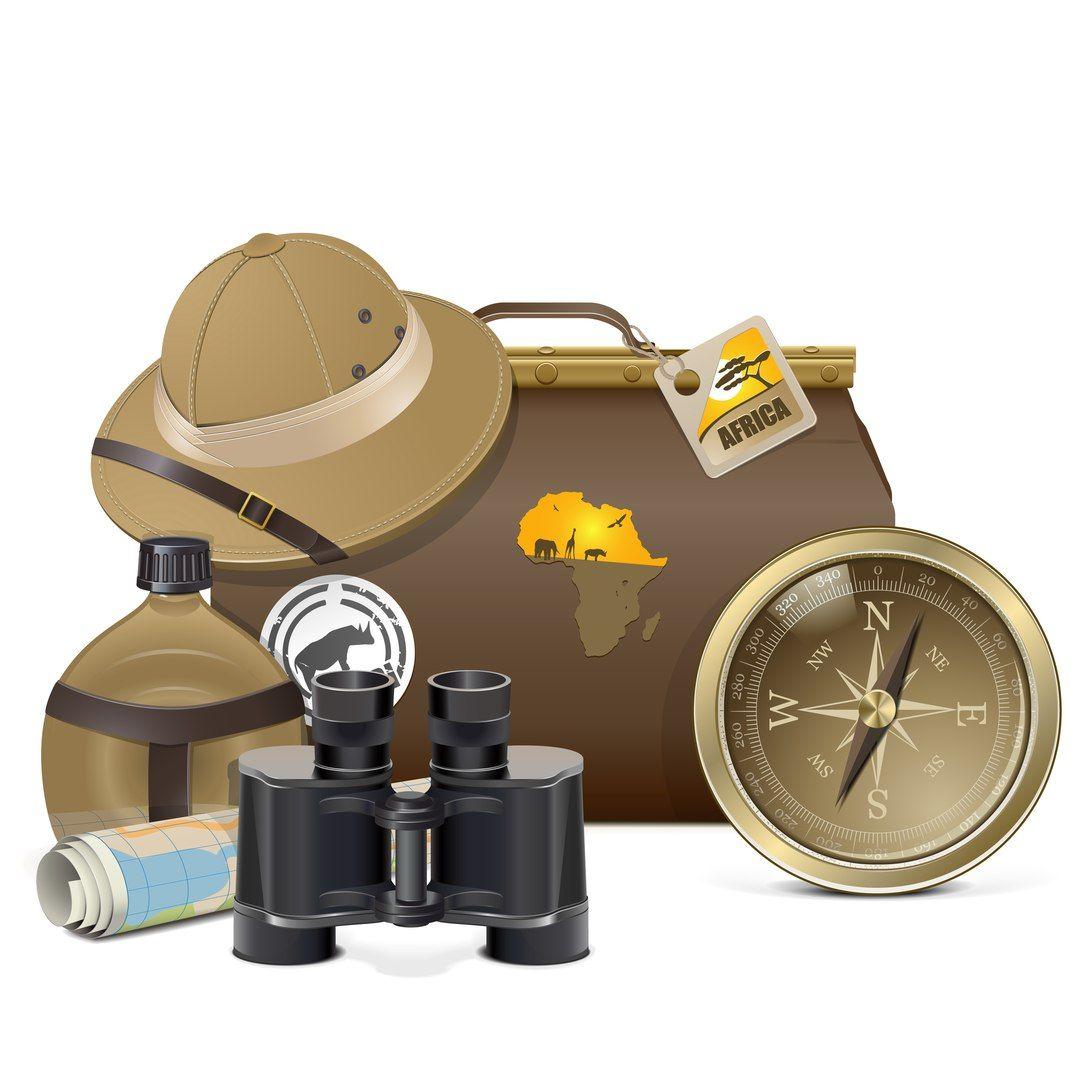 Vector Jpeg Png Psd Fonts Vk Safari African Safari Africa Packing List