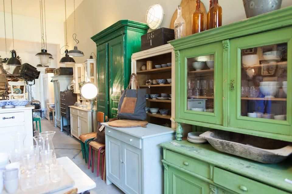 The Top 20 Best Vintage Furniture Shops In Amsterdam.