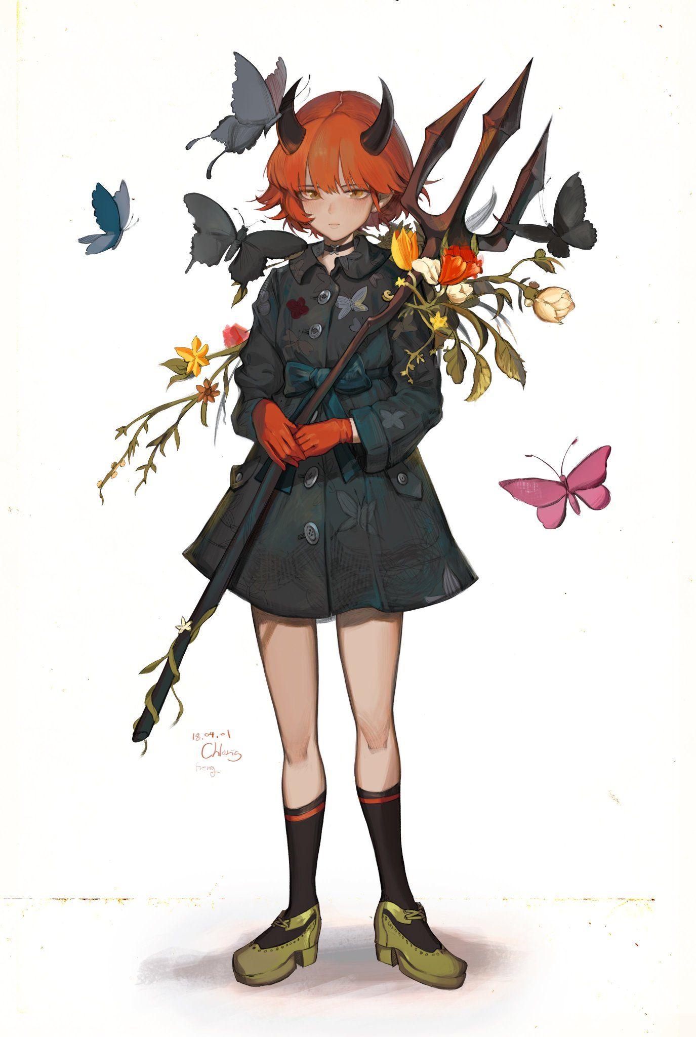 custom made anime characters