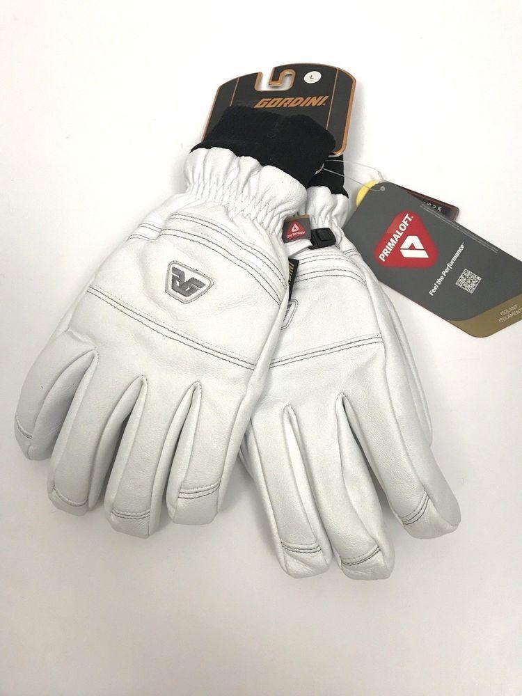 0c70cfb90 Gordini Men's Empyrean Paramount Gloves White Sheepskin Retro Ski ...