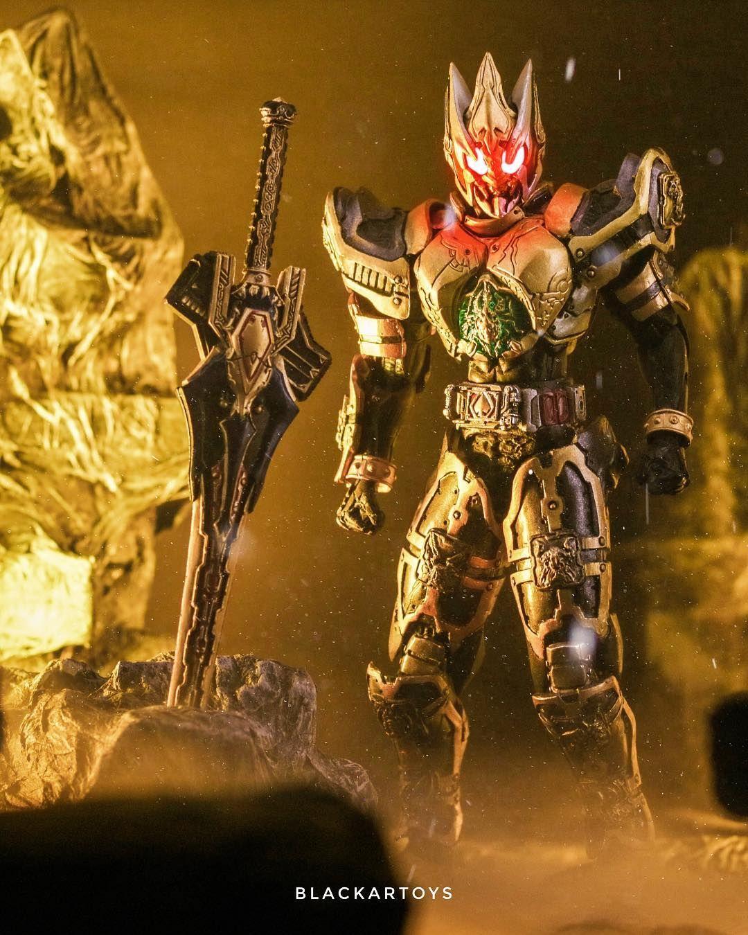 Pin Oleh Atilla Kd Di Kamen Rider Blade