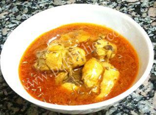 How to Make Zeera (Cumin Seeds) Chicken, English - Urdu Recipe