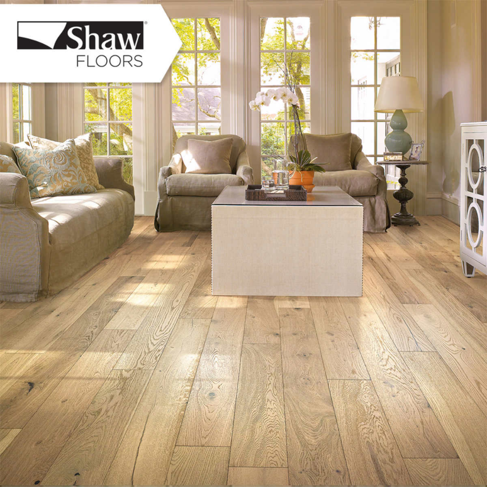 Shaw Carpet, Hardwood, Waterproof Resilient Vinyl Plank