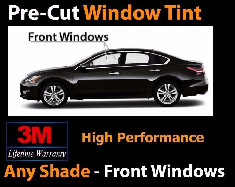 3m Chrysler Sebring Precut Window Film Kit High Performance Tint Front Windows Front Windows Tinted Windows Chrysler Sebring