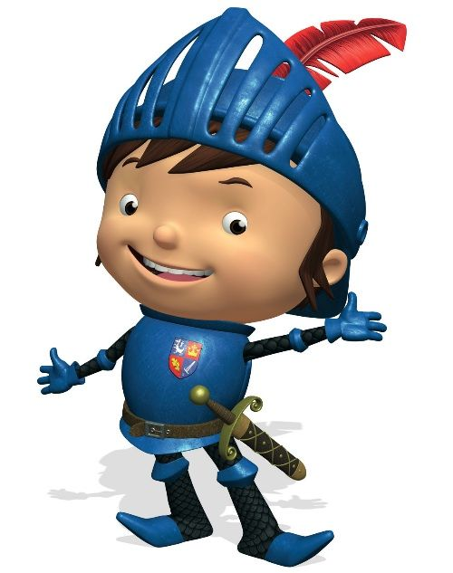 Mike The Knight Google Search Funny Characters Mike