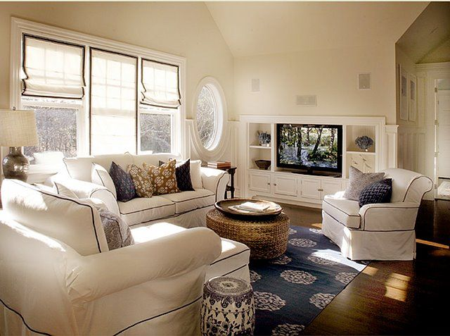 Living Room Ottoman Coffee Table Small Spaces