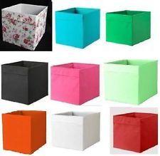 Ikea drona caja almacenaje para kallax ebay habitacion infantil pinterest - Ikea almacenamiento ninos ...