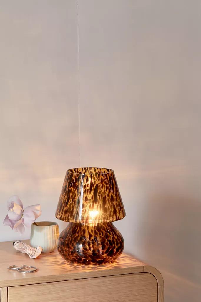Ansel Table Lamp Glass Table Lamp Mushroom Lamp Ceramic Table Lamps