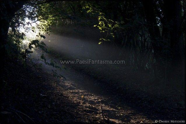 Norchia - Un luogo intriso di storia - Paesi Fantasma