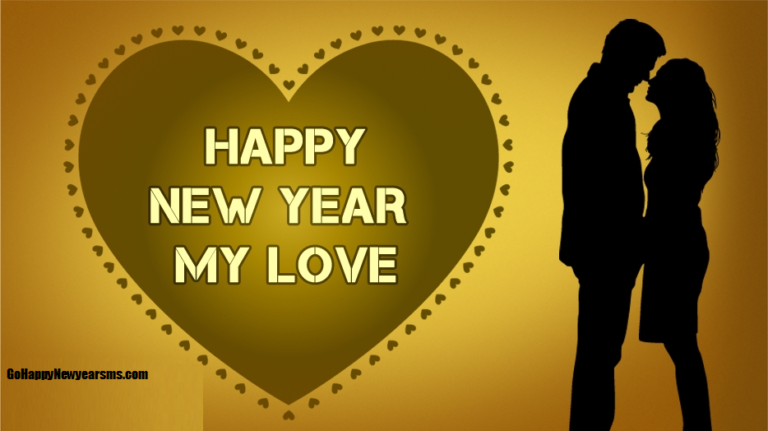 Happy New Year My Love 28